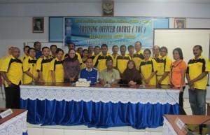 TOC pegawai BPPP Ambon