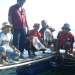 bersama nelayan suku bajo