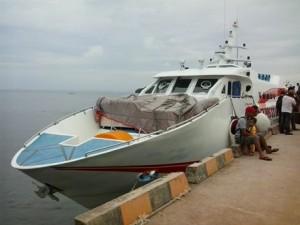 Kapal cepat Raja Ampat - Sorong
