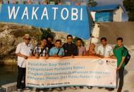 Foto bersama peserta dan pelatih ToT